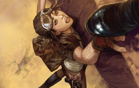STAR WARS DOCTOR APHRA #27 Preview