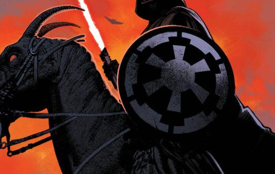Unearth the Secrets of Darth Vader in STAR WARS: VADER – DARK VISIONS!