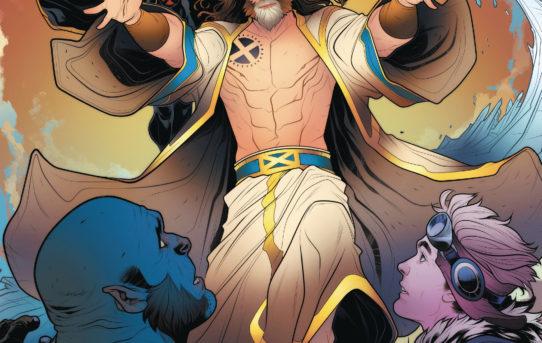 UNCANNY X-MEN #4 Preview