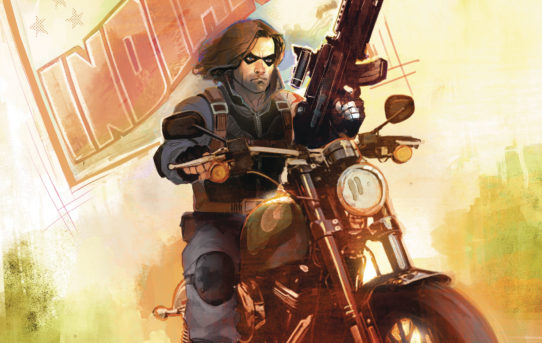 WINTER SOLDIER #1 Preview