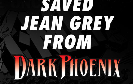 Marvel Teases Dark Phoenix Retcon