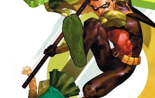 DC REVEALS VARIANT COVERS FOR YOUNG JUSTICE #1