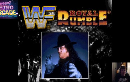 Beyond Retro Arcade - WWF Royal Rumble