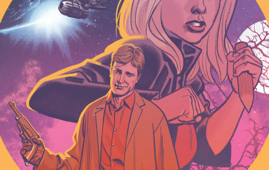 BOOM! Studios Brings Joss Whedon's BUFFY THE VAMPIRE SLAYER & FIREFLY to Free Comic Book Day