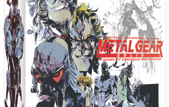 KONAMI'S METAL GEAR SOLID TO SNEAK ONTO THE TABLETOP IN 2019
