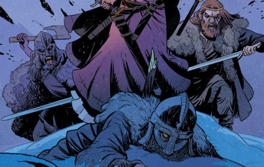 Matt Smith Introduces A NEW SLAYER in BUFFY THE VAMPIRE SLAYER #3
