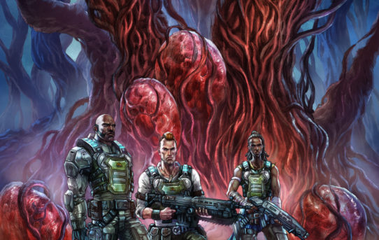 An All-New Squad of Gears Launch a Mission of Vengeance in GEARS OF WAR: HIVEBUSTERS