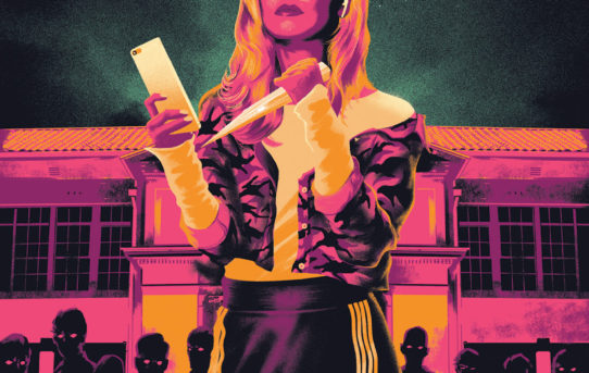 BOOM! Studios Unveils A New Look at BUFFY THE VAMPIRE SLAYER #1