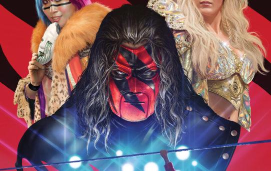 BOOM! Studios Announces WWE WRESTLEMANIA 2019 SPECIAL #1