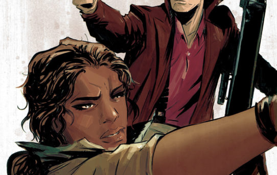 BOOM! Studios Unveils The First Look at FIREFLY #3