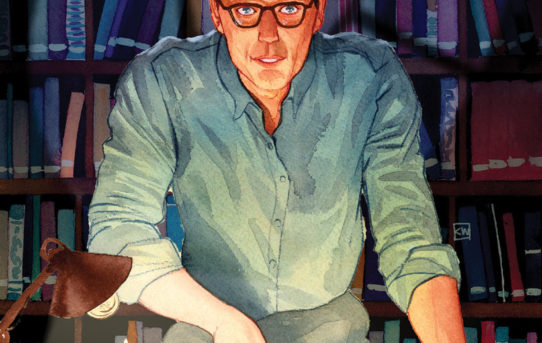 Kevin Wada Channels His Inner Ripper on BUFFY THE VAMPIRE SLAYER #3