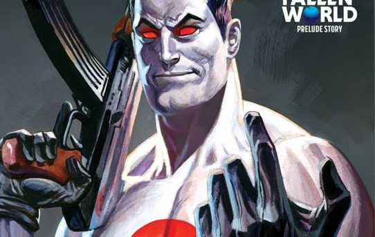 Tim Seeley and Dan Abnett Make Their Valiant Debut in 2019 Free Comic Book Day Gold Book