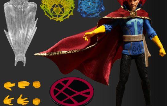 Mezco Toyz ONE:12 COLLECTIVE Doctor Strange