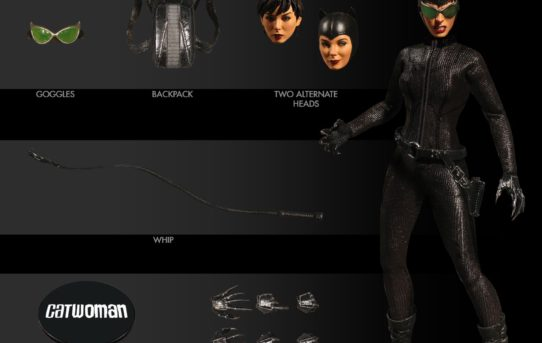Mezco Toyz ONE:12 COLLECTIVE Catwoman