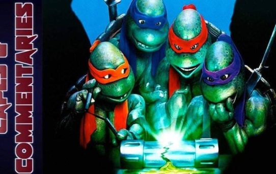 Capes and Commentaries #35 - TMNT 2 Secret of the Ooze