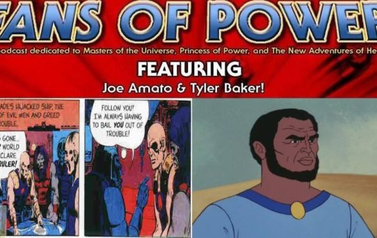 "Fans of Power Episode 166 - Recent He-Man News, ""Evil Under The Stars"" and Melaktha discussion"