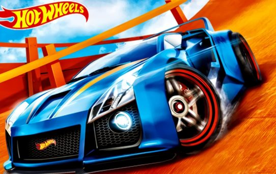 Mattel Films Partners With Warner Bros. Pictures To Develop Hot Wheels® Live-Action Motion Picture