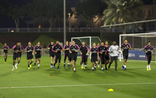Qatar Tour 2019: An Action-Packed First Day in Doha for Paris Saint-Germain