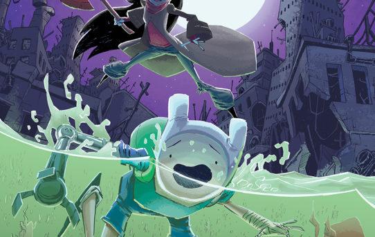 Adventure Time Season 11 #4 Preview
