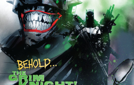 BATMAN WHO LAUGHS #2 (OF 6) Preview