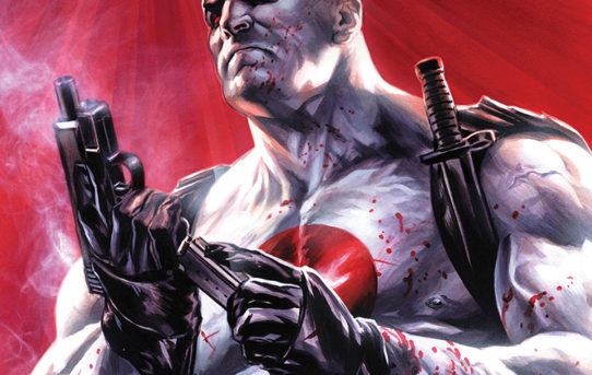 Next Week's Preview: BLOODSHOT RISING SPIRIT – On Sale January 30th!