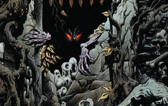 CRYPT OF SHADOWS #1 Preview