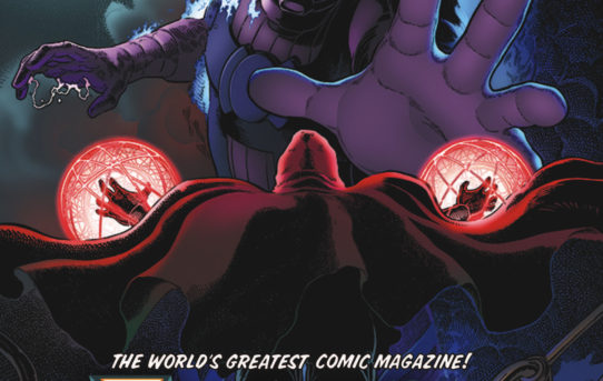 Meet the new Herald of Doom in FANTASTIC FOUR #6 with a limited-time Digital Director's Cut!