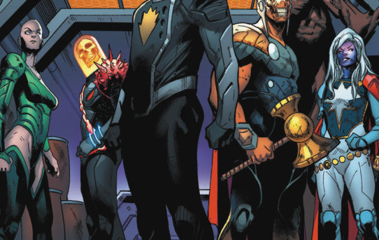 GUARDIANS OF THE GALAXY #1 Returns For Second Printing!