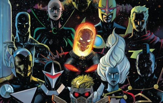 GUARDIANS OF THE GALAXY #1 Preview