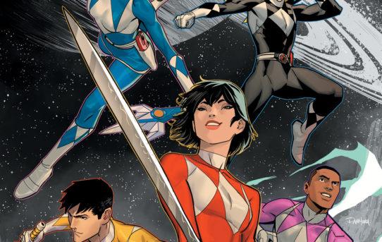 Saban's Go Go Power Rangers #16 Preview
