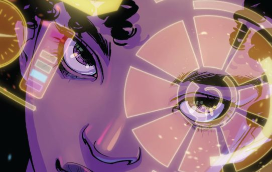 IRONHEART #2 Preview