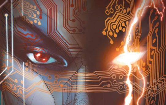 Next Week's Preview: LIVEWIRE #2 – On Sale January 23rd!