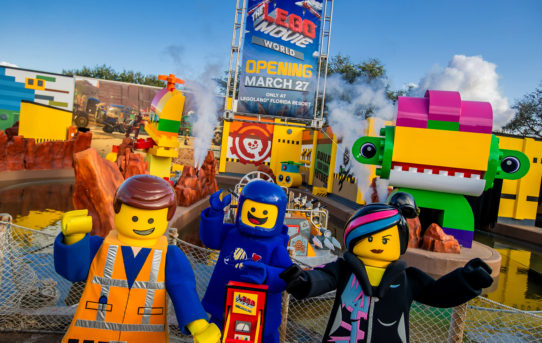 Be the first to see The LEGO® Movie 2: The Second Part this weekend at Regal during the Super Awesome Saturday Sneak