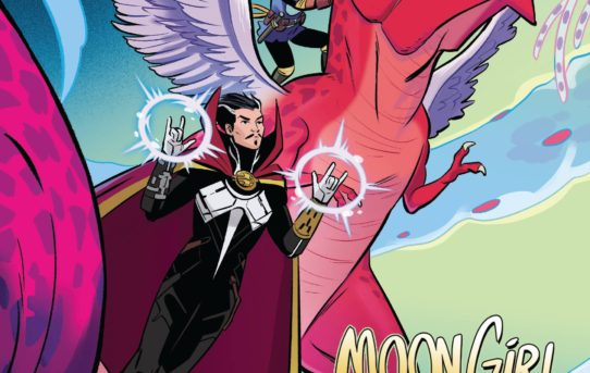 MOON GIRL AND DEVIL DINOSAUR #39 Preview