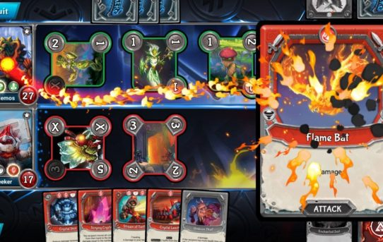 PlayFusion: Lightseekers TCG Is Storming on to Steam
