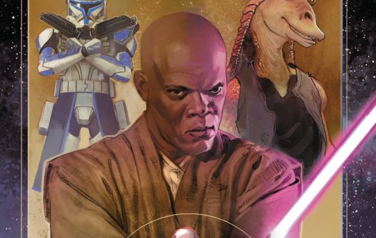 STAR WARS AGE OF REPUBLIC SPECIAL #1 Preview
