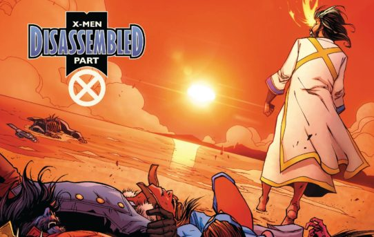 UNCANNY X-MEN #10 Preview