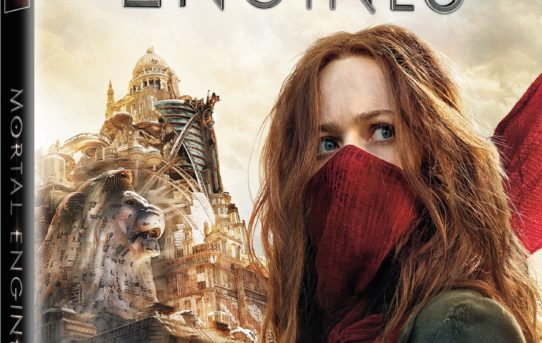 From Universal Pictures Home Entertainment: Mortal Engines
