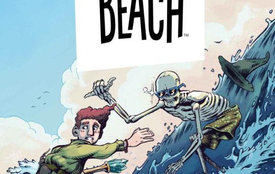 Wizard Beach #2 Preview