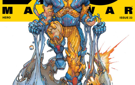 Next Week's Preview: X-O MANOWAR #23 – On Sale January 23rd!