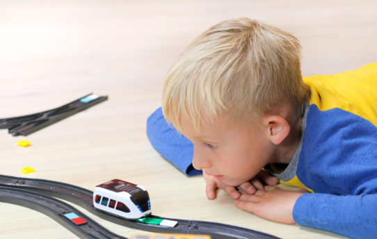 Innokind Announces Launch of intelino Smart Toy Train at 2019 Consumer Electronics Show