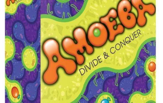 IDW Games Announces Amoeba Tabletop Game