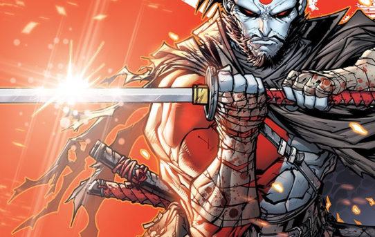 Valiant Reveals Jonboy Meyer's Cover To FALLEN WORLD #1