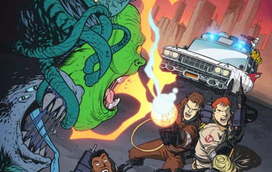 IDW Celebrates the GHOSTBUSTERS 35th Anniversary with Weekly Comic Book Event in April