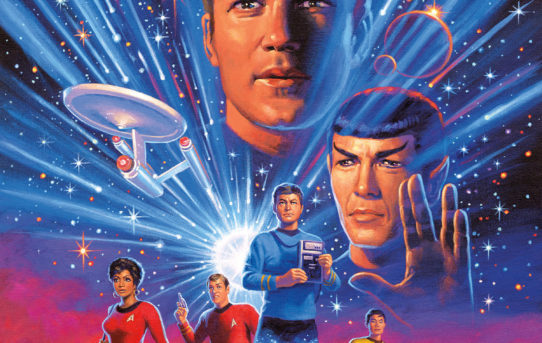 IDW Assembles a Writer's Room of Comic Book Visionaries for Brand-New STAR TREK: YEAR FIVE Series