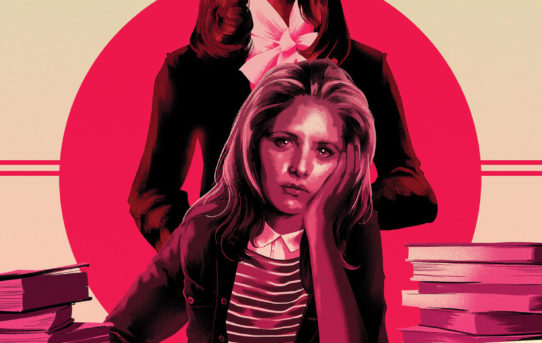 Your First Look at BUFFY THE VAMPIRE SLAYER #2 From BOOM! Studios