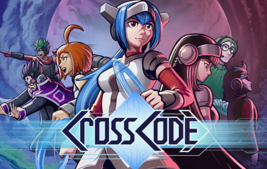 CrossCode is coming to the Nintendo Switch