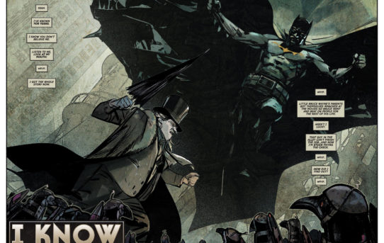 Read Bendis' Story From Detective Comics #1000 Right Now!
