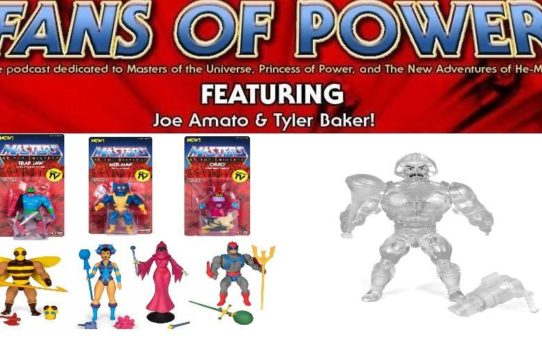 Fans of Power Episode 168 - New Super7 Announcements!