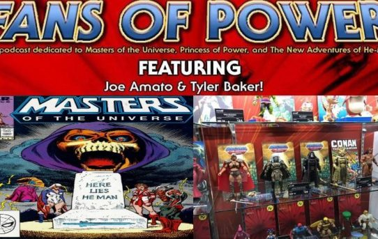 Fans of Power Episode 170 - Issue #12 Star/Marvel Comic, NY Toy Fair 2019 MOTU reveals, and more!